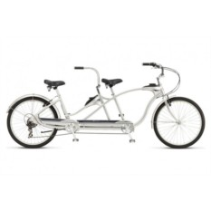Велосипед Schwinn Tango Tandem (2016) SILVER