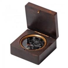 Круглый компас в коробке Беллинсгаузен
