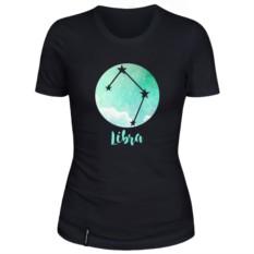 Женская футболка Весы
