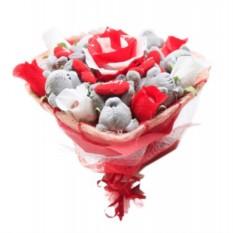 Букет из конфет Сладкое признание