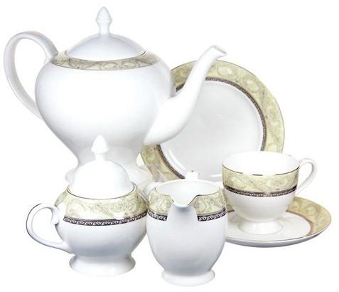 Чайный сервиз на 6 персон Emerald Романтика