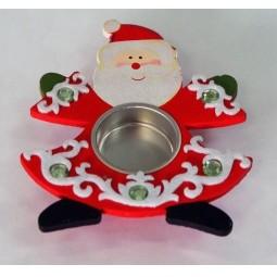 Подсвечник Дед мороз