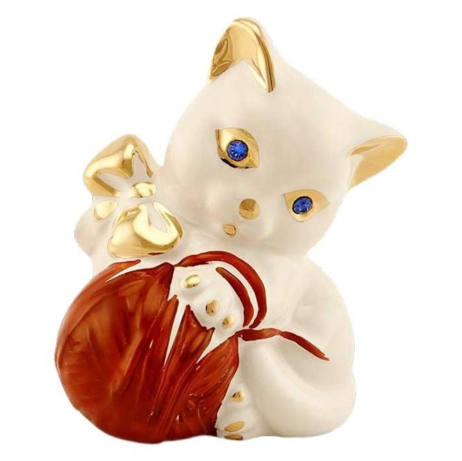 Статуэтка Котёнок Кики с сумкой от Ahura