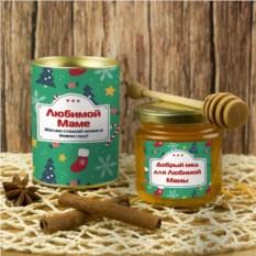 Подарочный мед «Для любимой мамы»