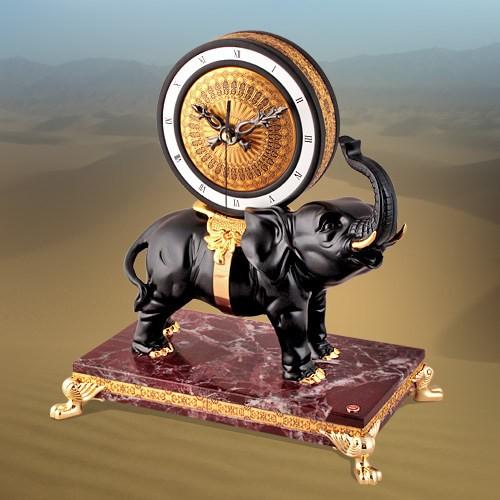 Настольные часы Великий шелковый путь