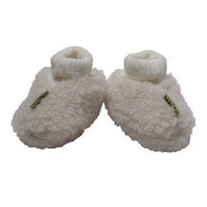 Пинетки-носочки из австралийской овечьей шерсти