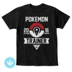 Детская футболка Pokemon Trainer