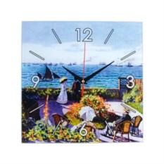 Настенные часы Моне. Сад в Сент-Андрес