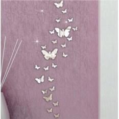 Декоративное зеркало Бабочки