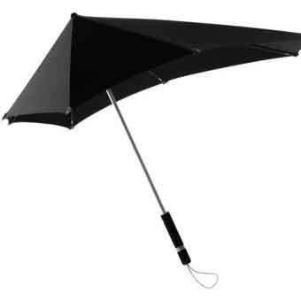 Зонт-антишторм SENZ, черный