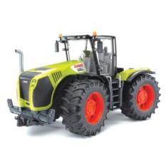 Трактор Claas Xerion 5000 с поворачивающейся кабиной