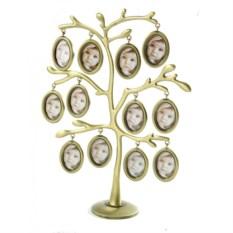 Фоторамка-дерево на 12 фото