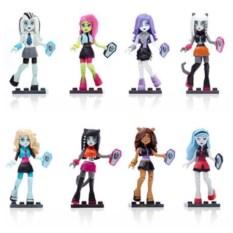 Конструктор Monster High: базовые фигурки персонажей