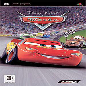 Игра для Sony PSP: Disney Pixar Тачки Platinum