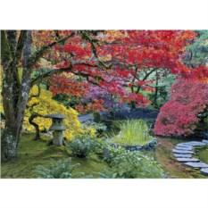 Пазл Heye 1000 деталей Многоцветный парк Nature