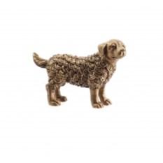 Декоративная фигурка Кудрявая собачка