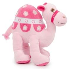 Мягкая игрушка Розовый верблюжонок Pinky Camel company
