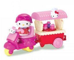 Игровой набор «Тележка», Hello Kitty