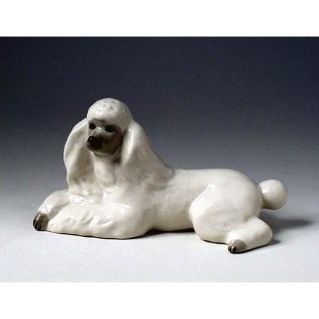 Анималистическая скульптура «Пудель»