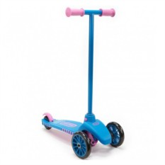 Розово-голубой самокат LittleTikes