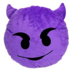 Подушка Emoji Devil