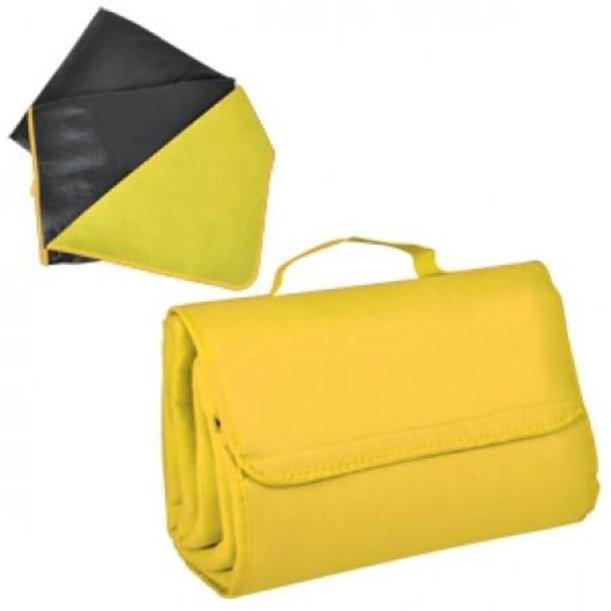 Коврик для пикника Sunday (желтый)