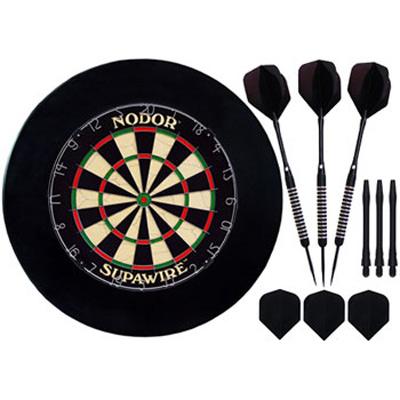 Набор для игры в Дартс NODOR Black
