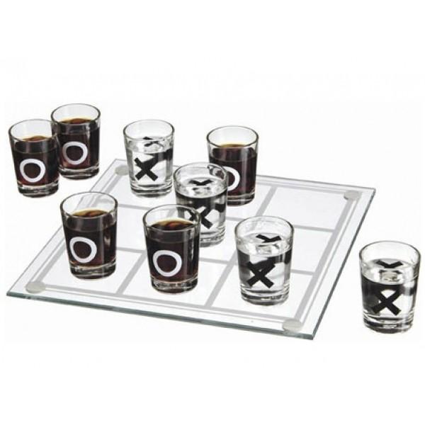 Игра пьяная Крестики-нолики