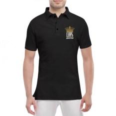 Мужская футболка polo Царь Дмитрий