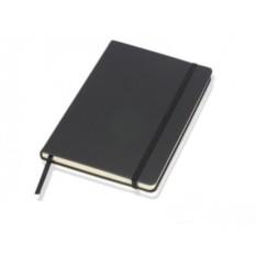 Черный блокнот Lettertone Essential