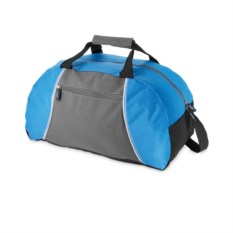 Голубая спортивная сумка с одним отделением Slazenger