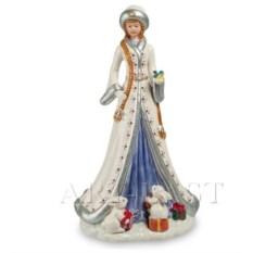 Статуэтка Pavone Снегурочка