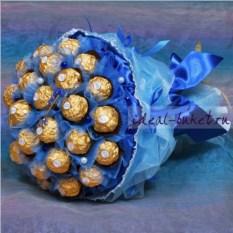Букет конфет Рок-н-ролл