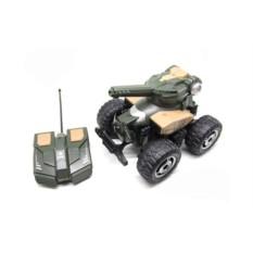 Радиоуправляемый монстр-танк