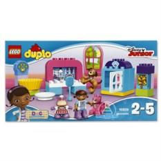 Конструктор Lego Duplo «Ветклиника Доктора Плюшевой»