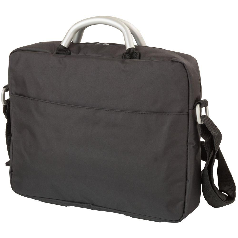 Черная сумка для конференций Sky 1200