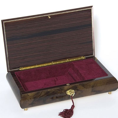 Шкатулка музыкальная для ювелирных украшений