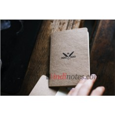 Тетрадь Voodoo Books Krafty Travel Note A6