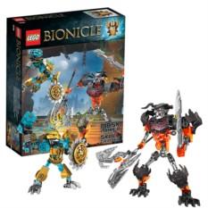 Конструктор Lego Bionicle Создатель Масок.Стальной Череп