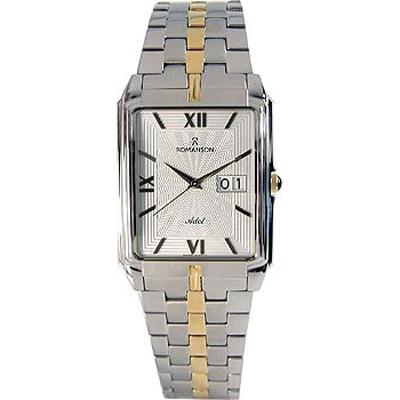 Мужские наручные часы Romanson Adel TM8154CXC(WH)