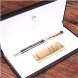 Набор Pierre Cardin ручка + зажигалка с гравировкой