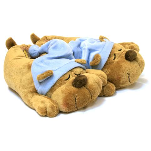 Тёплые тапочки-игрушки «Соня»
