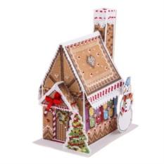 Набор для вышивания Новогодний домик