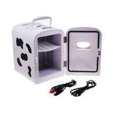 Холодильник для автомобиля и дома Cow