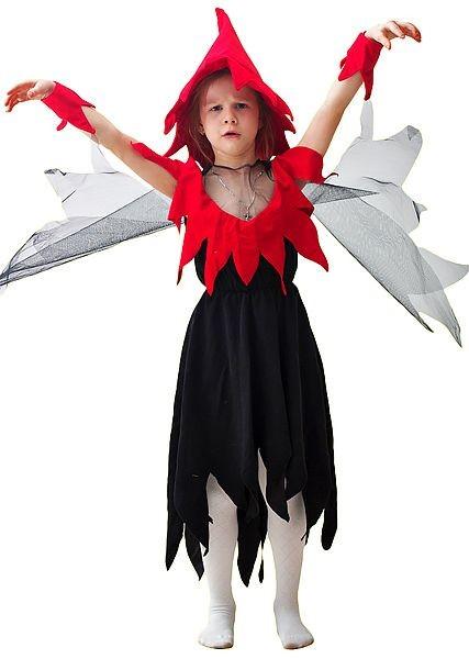 Карнавальный костюм Ведьма, 6-10 лет