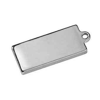 USB-флеш-карта PICO CHROME, 4 Гб