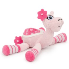 Мягкая игрушка Розовый верблюжонок Camella Camel company