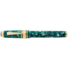 Ручка-роллер Ancora Maxima Colour Green Gold