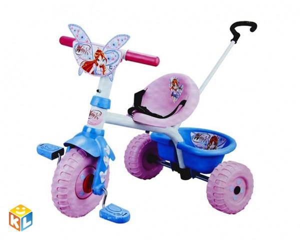 Трехколесный велосипед Winx