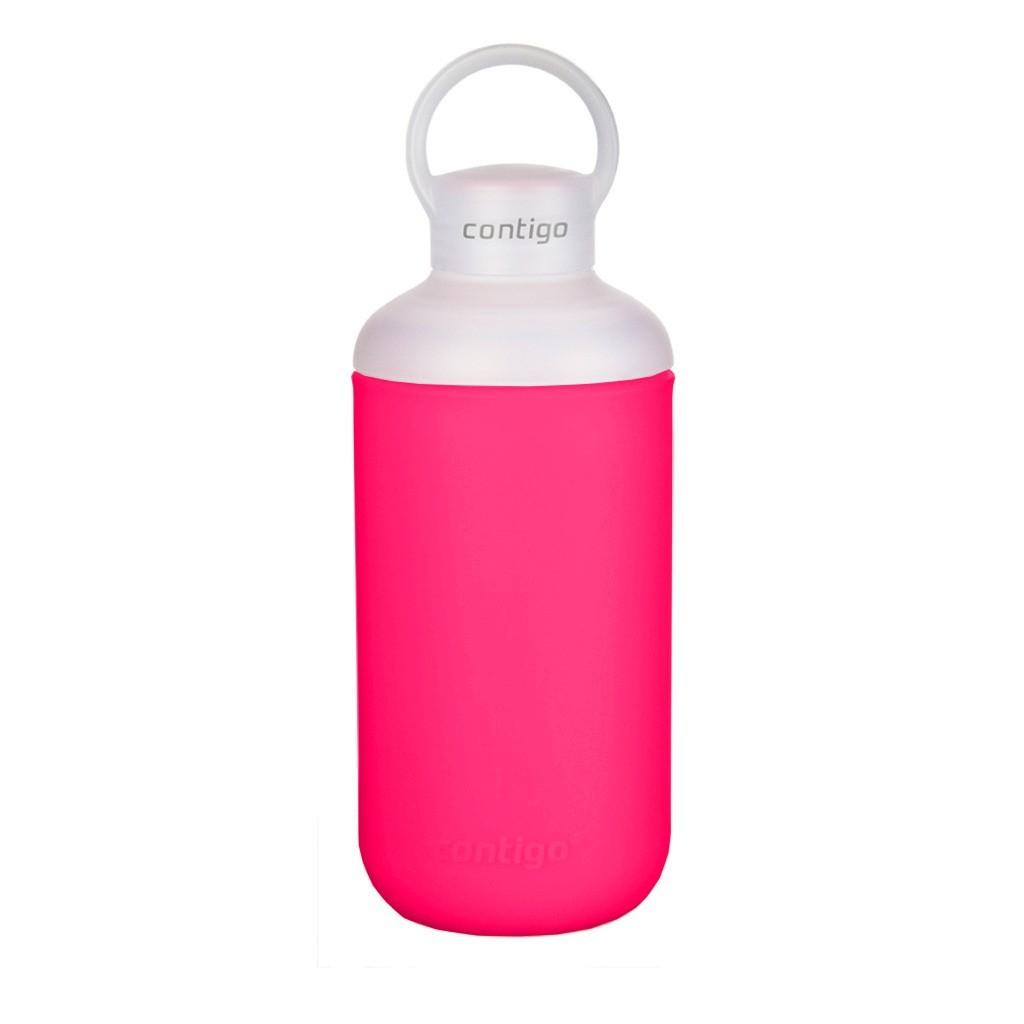Спортивная бутылка для питья Tranquil (цвет — розовый)